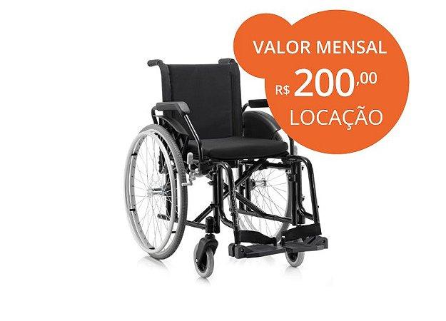 CADEIRA DE RODAS COM ELEVAÇÃO DE MEMBROS INFERIORES JAGUARIBE 1016