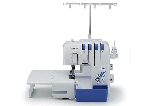 Máquina de Costura Overlock Doméstica Brother 3534DT / Substituta Elna 664