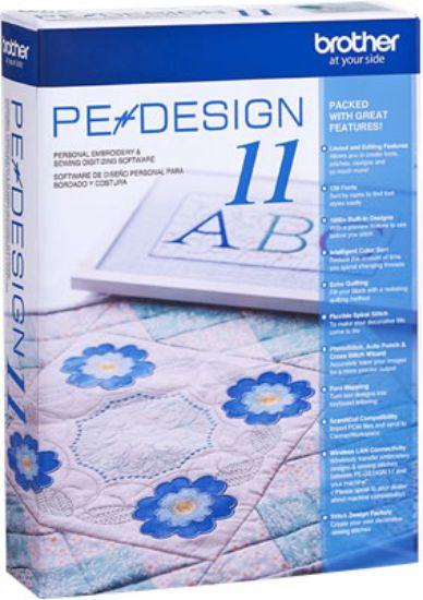 Software PE Design NEXT 11 Original Brother
