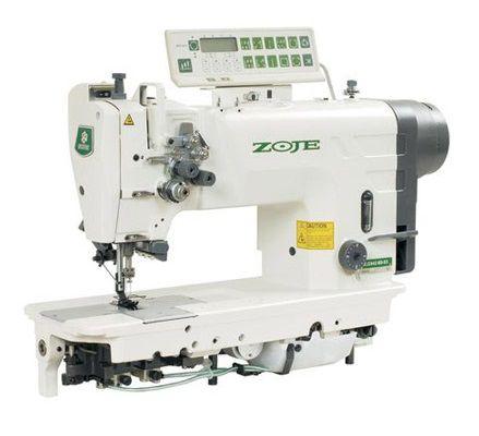 Máquina Reta 2 agulhas Eletrônica Barra Fixa