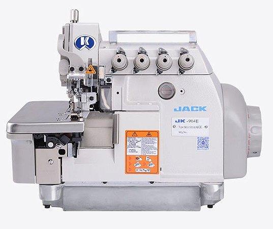 Overloque Eletrônica Jack 4 Fios IJK799S4 Com Corte de Fio