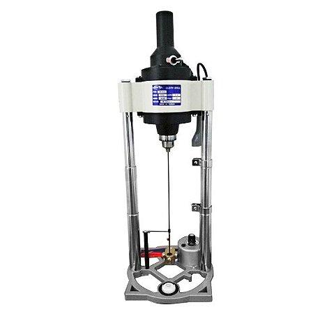 Máquina de Furar e Marcar Tecido 220v C/ Aquecimento