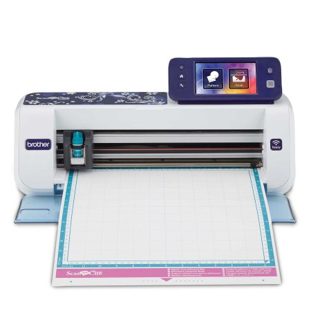 Máquina de Corte ScanNCut2 CM650W com Scanner Integrado + Wireless