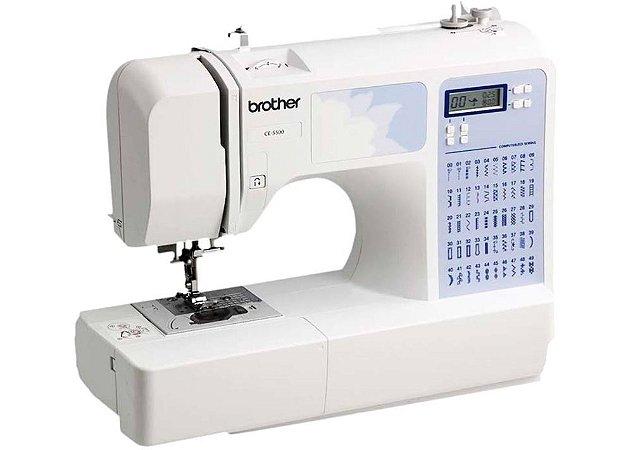 Máquina de Costura Brother CE5500DV Autovolt