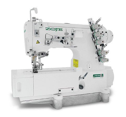 Máquina de Costura Galoneira Bainha Zoje ZJ-W562A-1-364-BD