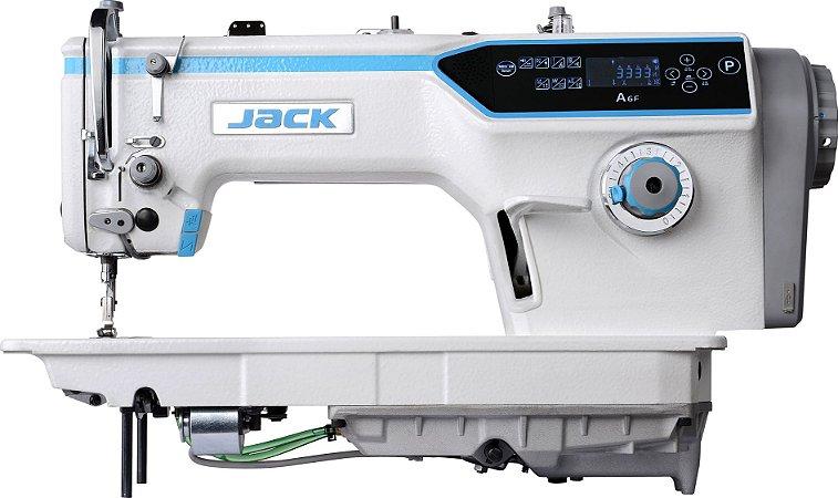 Máquina de Costura Reta Eletrônica Jack A6F - Fala