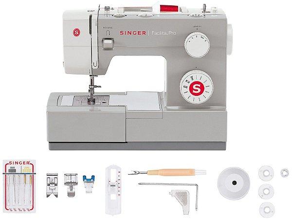 Máquina de Costura Facilita Pro 4411 - 220v - Antecessora da 4423 - 4432