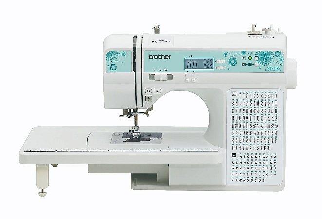 Máquina de Costura Quilting e Patchwork Brother QB9110L - post SQ9000 sq9100 Autovolt