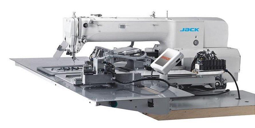Filigrana Programável Jack JK-T3020 - Programmable Eletronic Pattern Sewing Machine