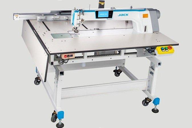 Filigrana costura programável Jack MG-60A Small Technologic Pattern Sewing Machine