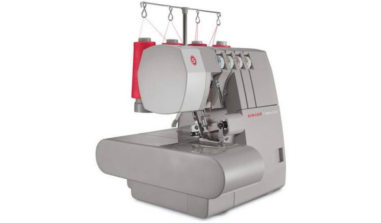 Máquina de Costura Industrial Singer Pro Ultralock 14HD854 Heavy Duty