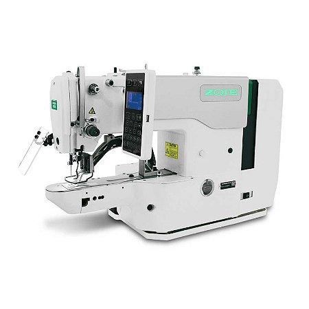 Travete Eletrônica Zoje 40x30mm  com Control Box Acoplado ao Cabeçote ZJ-1900DHS-3-V4