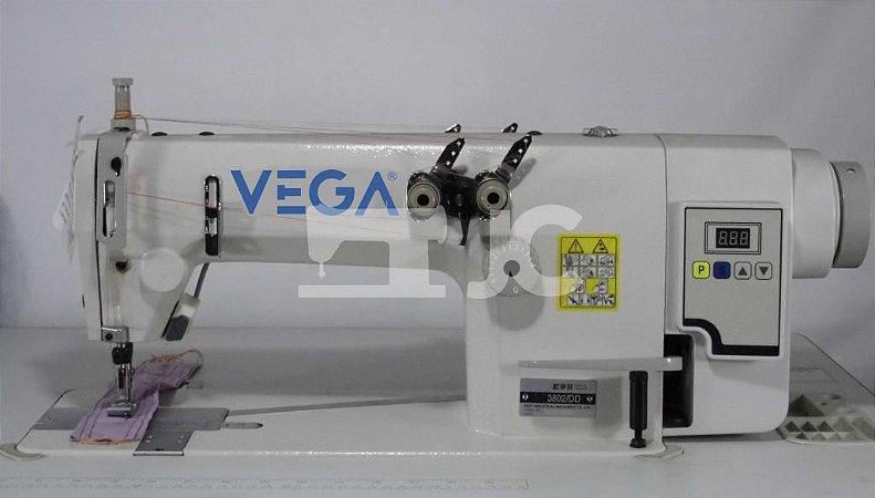 VG 3802/DD - RETA DUAS AGULHAS PONTO CORRENTE DIRECT DRIVE VEGA