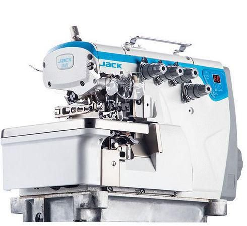 Máquina Overlock 4 Fios E4S-4-M03/333 Jack (Direct Drive)-220V