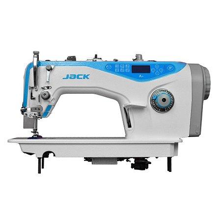 Máquina De Costura Reta Eletrônica Jack A4-7 PONTO 7mm Modelo A4 7