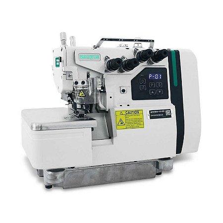 Máquina Overloque Direct Drive 4 fios Zoje B9500 110/220v