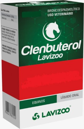 Clenbuterol Lavizoo Gel 500ml