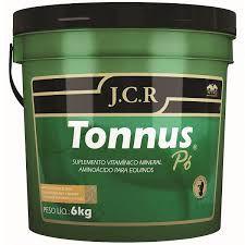 Tonnus Pó JCR 06kg