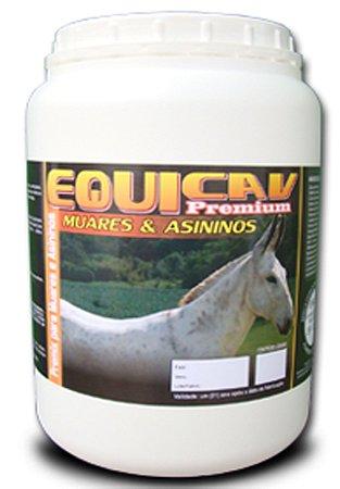 Equicav Premium Muares & Asininos 02kg