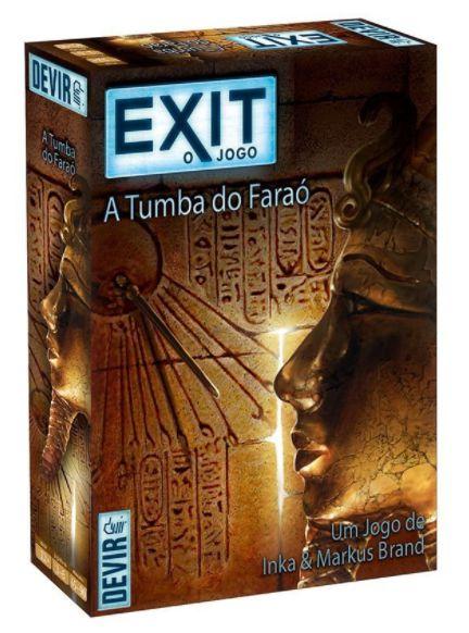 Exit: A Tumba do Faraó - PRÉ VENDA