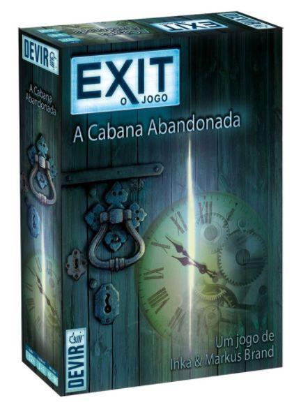Exit: A Cabana Abandonada - PRÉ VENDA