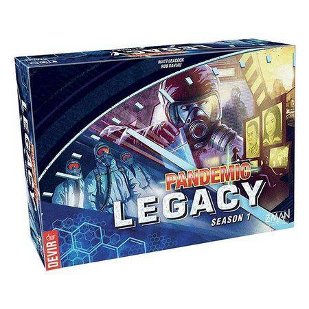 Pandemic Legacy - 1 Temporada (AZUL)