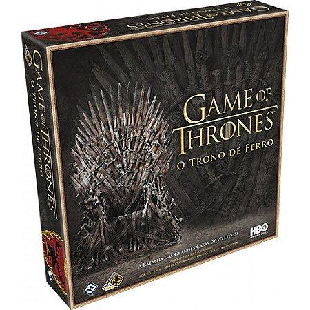 Game of Thrones - O Trono de Ferro