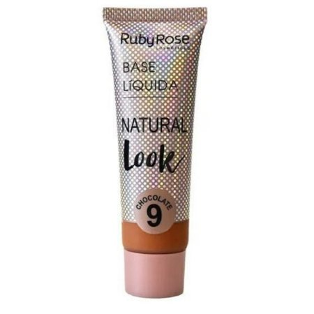 Base Liquida Natural Look Chocolate 9