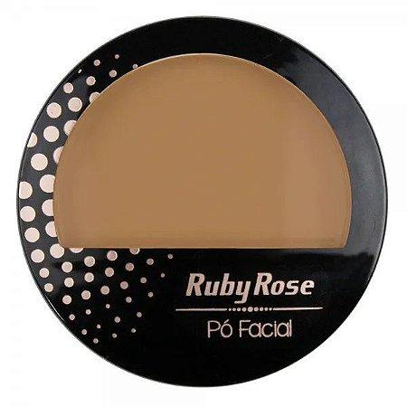Pó Compacto Ruby Rose 17