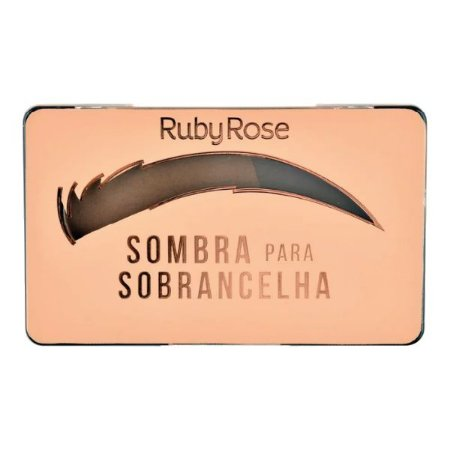 Sombra Para Sobrancelha Chocolate - Ruby Rose
