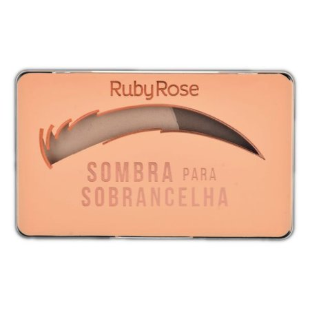 Sombra para Sobrancelha Ruby Rose Light 1