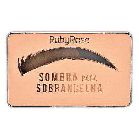 Sombra para Sobrancelha Ruby Rose Dark 4