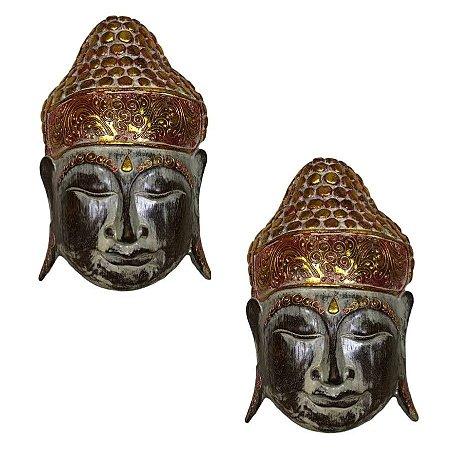 kit -mascaras-carrancas-buda-indonesia-bali-30cm-2-pcs