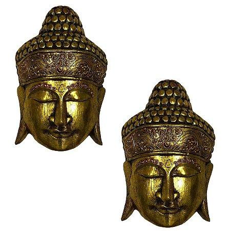 mascaras-carrancas-buda-Durado-bali-30cm-kit-2-pcs