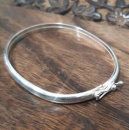 Bracelete Prata 925 5mm