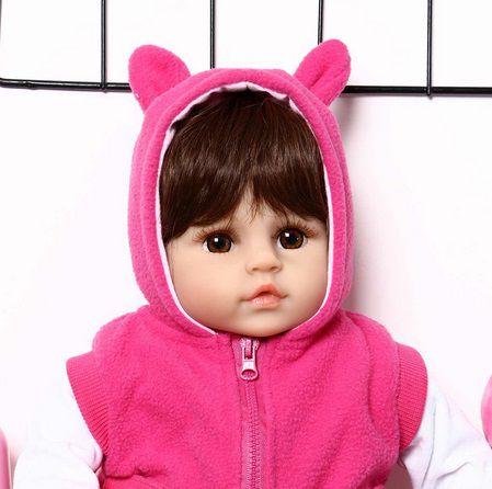 Bebê Reborn 48 Centimetros Imperdível - 58843EK32
