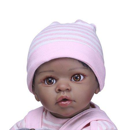 Linda Bebê Reborn 55 Centímetros Novidade - 9JZDFU6ZG