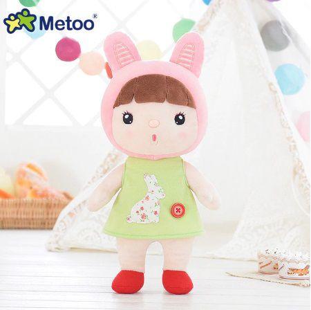 Boneca de Pano Metoo 30 Centímetros Original - ETXB5U6RE