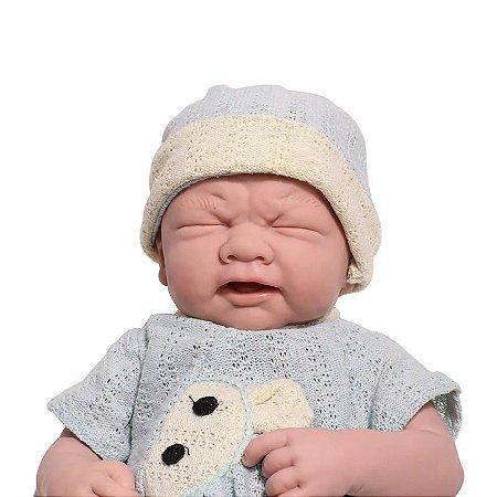 Recém Nascido Reborn 35 Centímetros Vários Modelos
