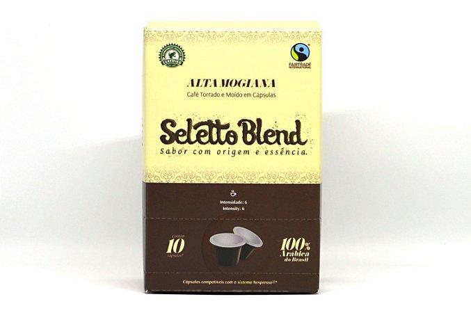 Seletto Blend - Alta Mogiana - Cápsulas* 10 unidades