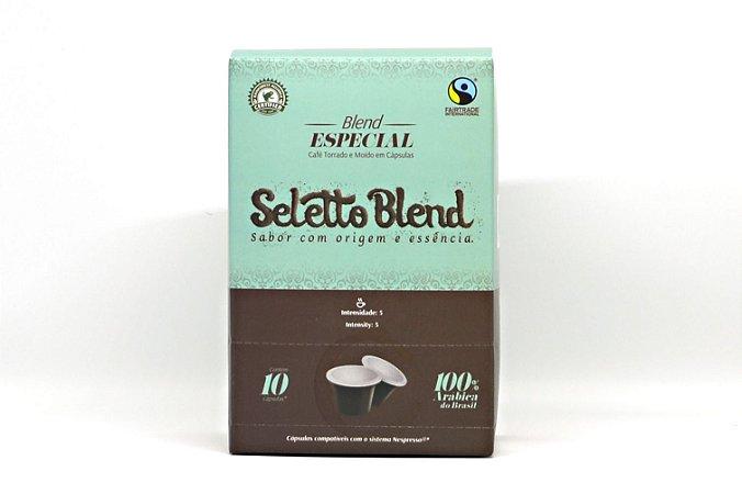 Seletto Blend - Blend Especial - Cápsulas* 10 unidades