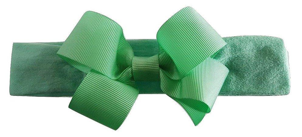 Faixa Laço Twist Lollapu (7 x 5,5 cm)