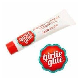 Cola para Lacinhos - Girlie Glue + 3 Lacinhos
