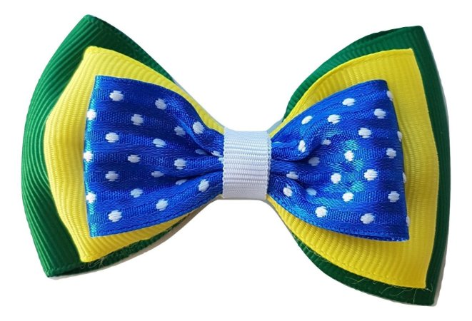 Bico de Pato Lacinho Copa do Mundo P