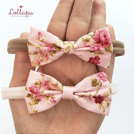 Faixinha - Tiarinha Laço Gravatinha (7cm)