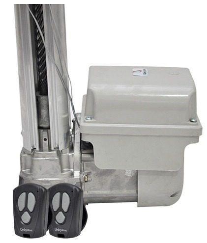 Kit Motor de Portão Basculante Garen Pillar 1/4Hp Fuso 1,4m