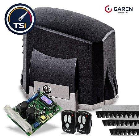 Kit Motor Portão Garen Semi-industrial 1/2hp Speed Tsi Bivolt