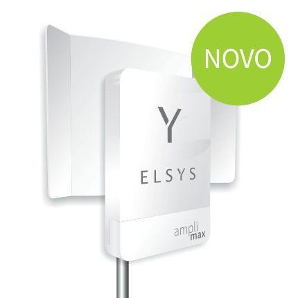 Roteador Externo Elsys Link 4G Amplimax - Voz e Dados
