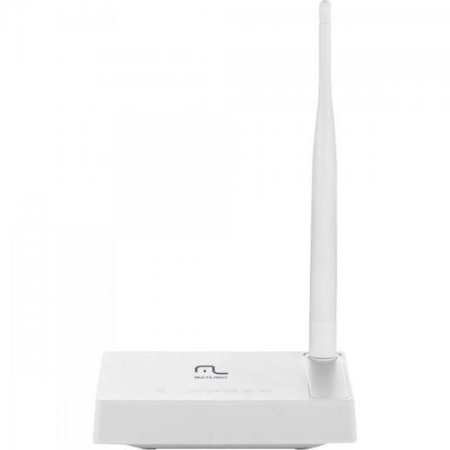 Roteador Wireless 150mbps 1 Antena Fixa 4 Portas Lan