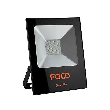 REFLETOR LED 30W 6500K Foco